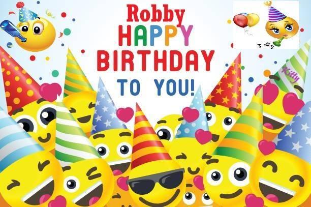 robby bd