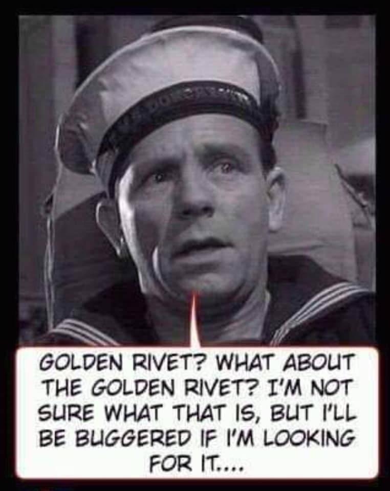 GOLDEN rIVIT
