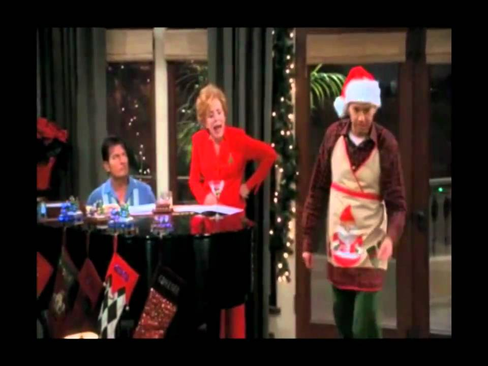 Two and a Half Men - Jingle Bells