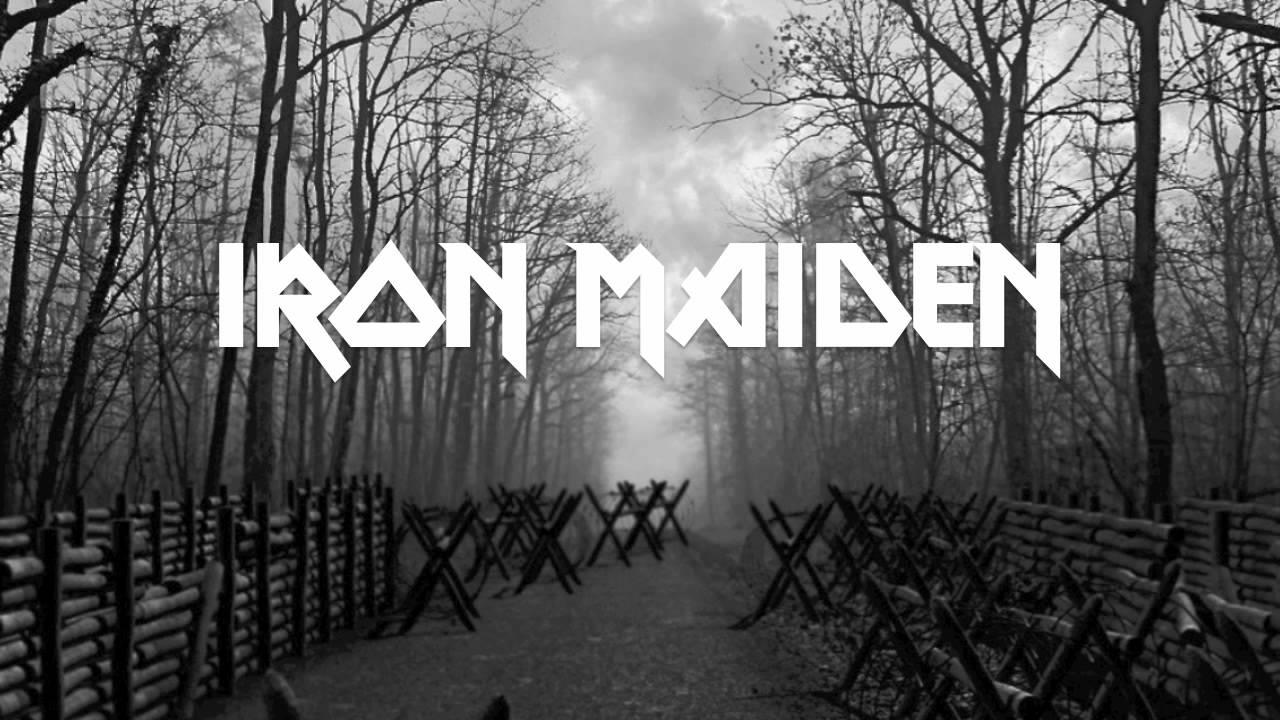 Iron Maiden - Afraid to Shoot Strangers (HD)