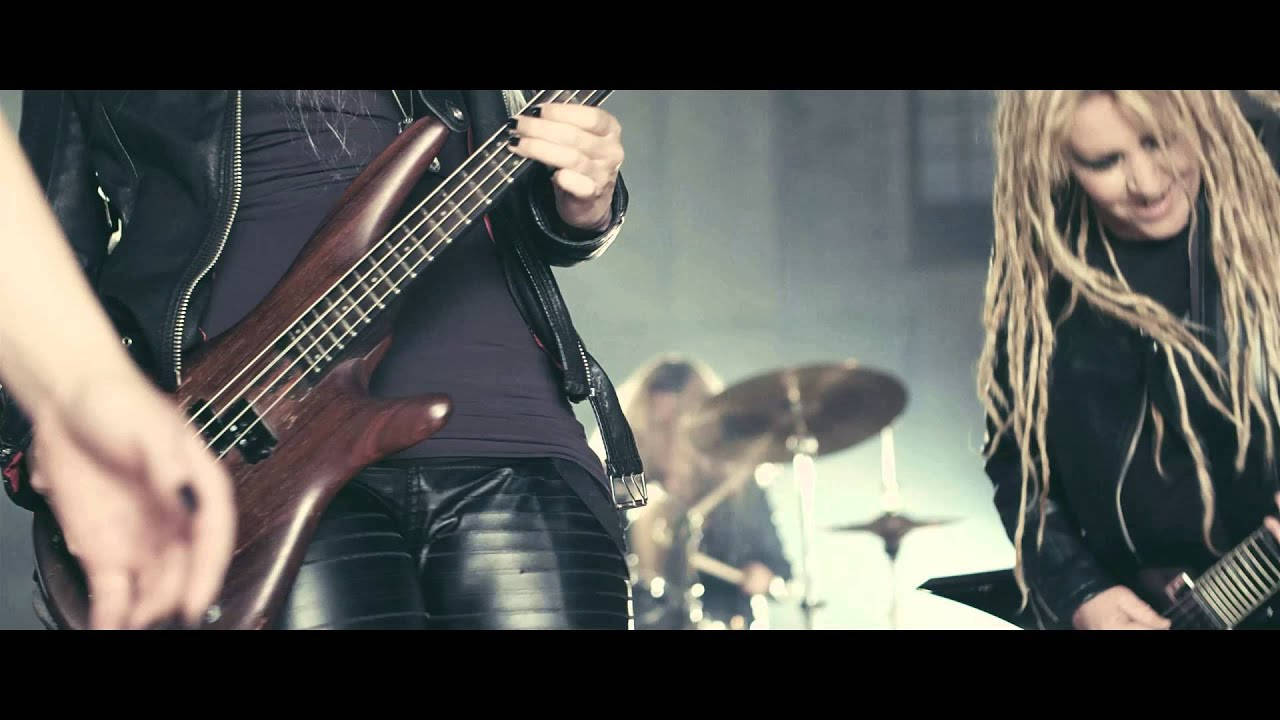 Hysterica - Lock up your son (Official Music Video)