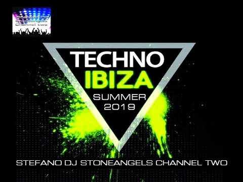 TECHNO IBIZA SUMMER 2019 CLUB MIX