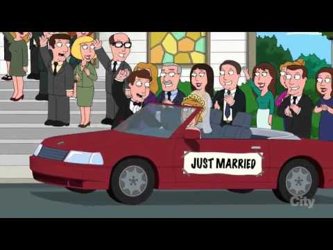 Family guy just married guy