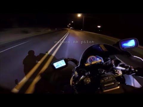 Biker chased by chopper!!!